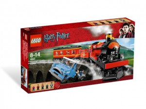 LEGO Harry Potter Zweinstein Express trein 4841