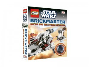 LEGO Star Wars Brickmaster Battle for the stolen Chrystals