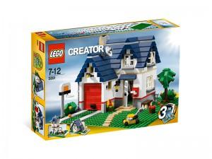 LEGO Creator Huize Appelboom 5891
