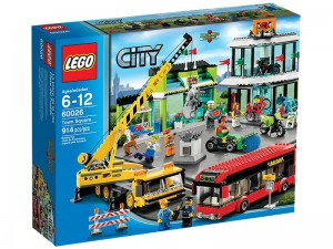 LEGO City Stadsplein 60026