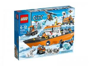 LEGO City Arctic IJsbreker 60062