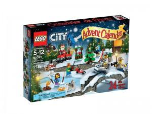 LEGO City Adventskalender 60099