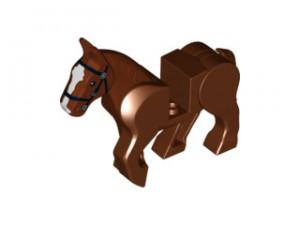 LEGO Paard (bruin)