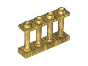 LEGO Hek (goud)
