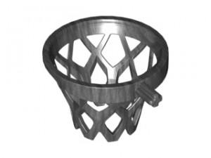 LEGO Basketbalnet (grijs)