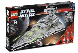 LEGO Star Wars Imperial Star Destroyer 6211
