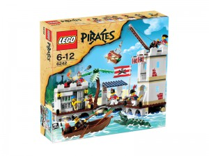 LEGO Pirates Soldatenfort 6242