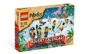 LEGO Pirates Adventskalender 6299