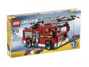 LEGO Creator Brandweer 6752