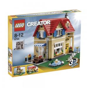 LEGO Creator Woonhuis 6754