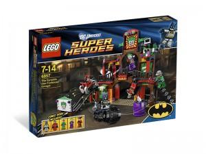 LEGO Super Heroes Het Dynamische Duo Funhouse ontsnapping 6857