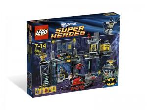 LEGO Super Heroes De Batcave 6860