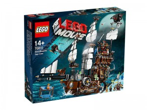 LEGO Movie MetaalBaards Zeekoe 70810