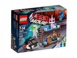 LEGO Movie Dubbeldekker bank 70818