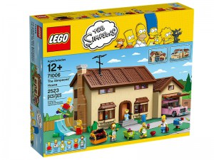 LEGO The Simpsons Huis 71006