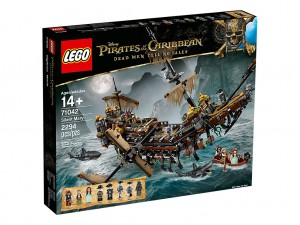 LEGO Pirates of the Caribbean Stille Mary 71042