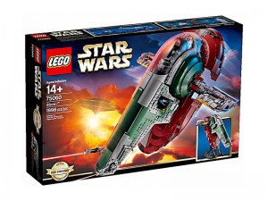 LEGO Star Wars Slave I UCS 75060