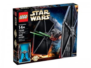 LEGO Star Wars TIE Fighter UCS 75095