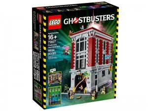 LEGO Ghostbusters Brandweerkazerne hoofdkwartier 75827