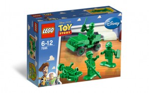 LEGO Toy Story Soldaatjes (Army Men on Patrol) 7595