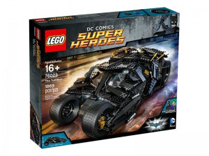 LEGO Super Heroes Batman The Tumbler 76023