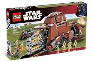 LEGO Star Wars Trade Federation MTT 7662