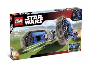 LEGO Star Wars TIE Crawler 7664