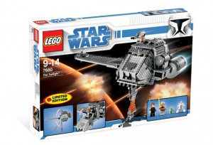 LEGO Star Wars The Twilight 7680