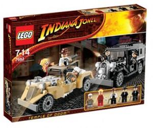 LEGO Indiana Jones Shanghai Achtervolging 7682