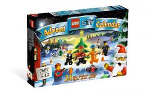 LEGO City Adventskalender 7687