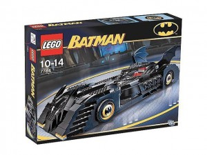 LEGO Batman Batmobiel (Ultimate Collector's Edition) 7784