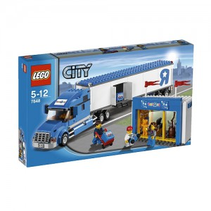 LEGO City Toys'R' Us Vrachtwagen 7848