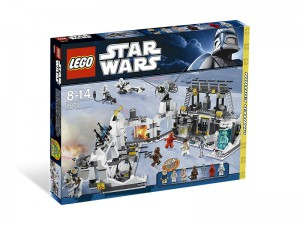 LEGO Star Wars Hoth Echo Base 7879