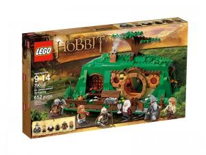 LEGO The Hobbit Een Onverwachte Samenkomst 79003