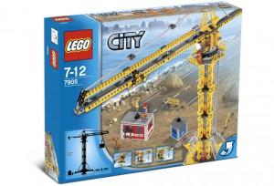 LEGO City Bouwkraan 7905