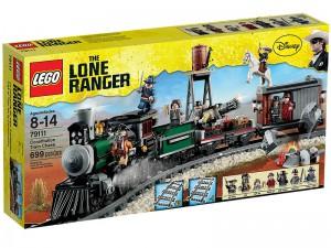 LEGO The Lone Ranger Treinachtervolging 79111