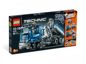 LEGO Technic Container Truck 8052