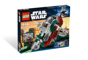LEGO Star Wars Slave I 8097