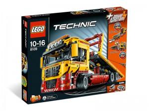 LEGO Technic Truck met laadplatform 8109