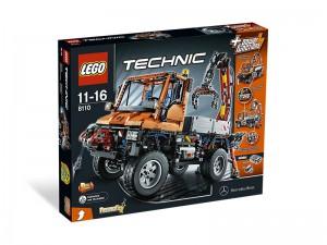 LEGO Technic Mercedes-Benz Unimog U 400 8110