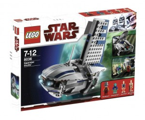 LEGO Star Wars Separatist Shuttle 8036