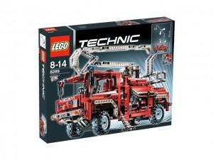 LEGO Technic Brandweerwagen 8289