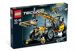 LEGO Technic Telescopische Heftruck 8295