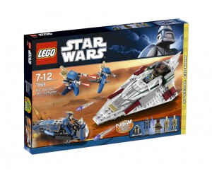 LEGO Star Wars Mace Windu's Jedi Starfighter 7868
