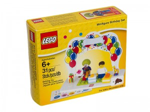 LEGO Minifiguren Verjaardagsset 850791