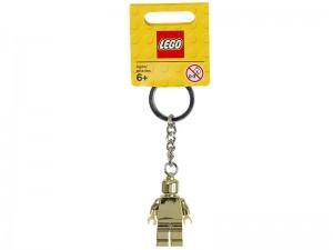 LEGO Gouden Minifiguur Sleutelhanger