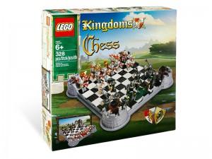 LEGO Kingdoms Schaakspel 853373