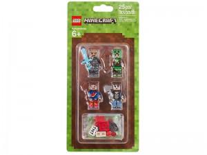 LEGO Minecraft Skin Pack 1 853609