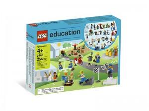 LEGO Education Dagelijks leven minifiguren 9348