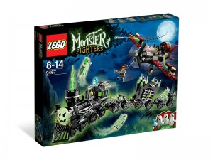 LEGO Monster Fighters De Spooktrein 9467